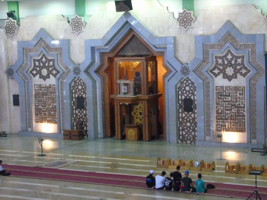 fakta menarik masjid raya jakarta islamic center, tempat wisata religi di jakarta utara | Seputarkota.com