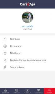 aplikasi pencarian tempat cari aja indonesia | Seputarkota.com