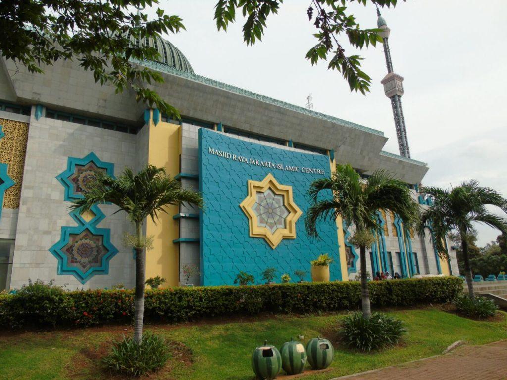 masjid raya jakarta islamic center, tempat wisata religi di jakarta | Seputarkota.com