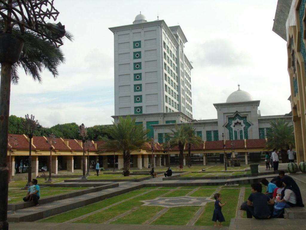 masjid raya jakarta islamic center, tempat wisata religi jakarta utara | Seputarkota.com