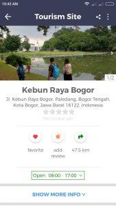 Ecodome Kebun Raya Bogor