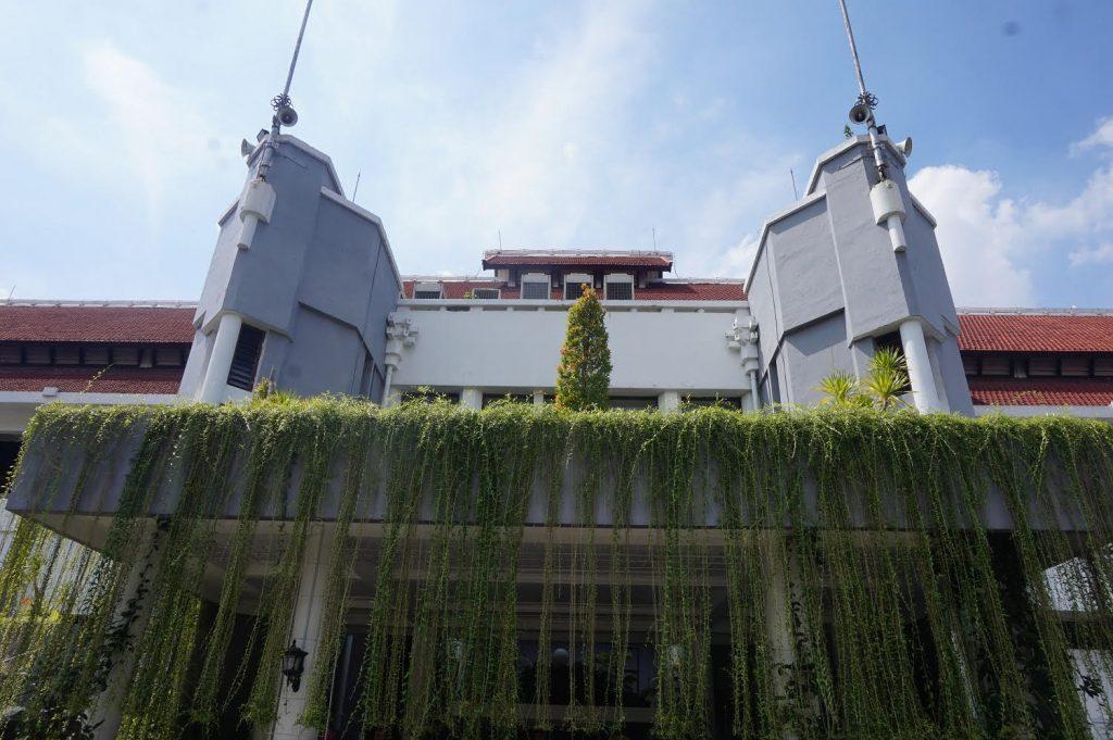 taman balai kota surabaya, tempat wisata di surabaya | Seputarkota.com