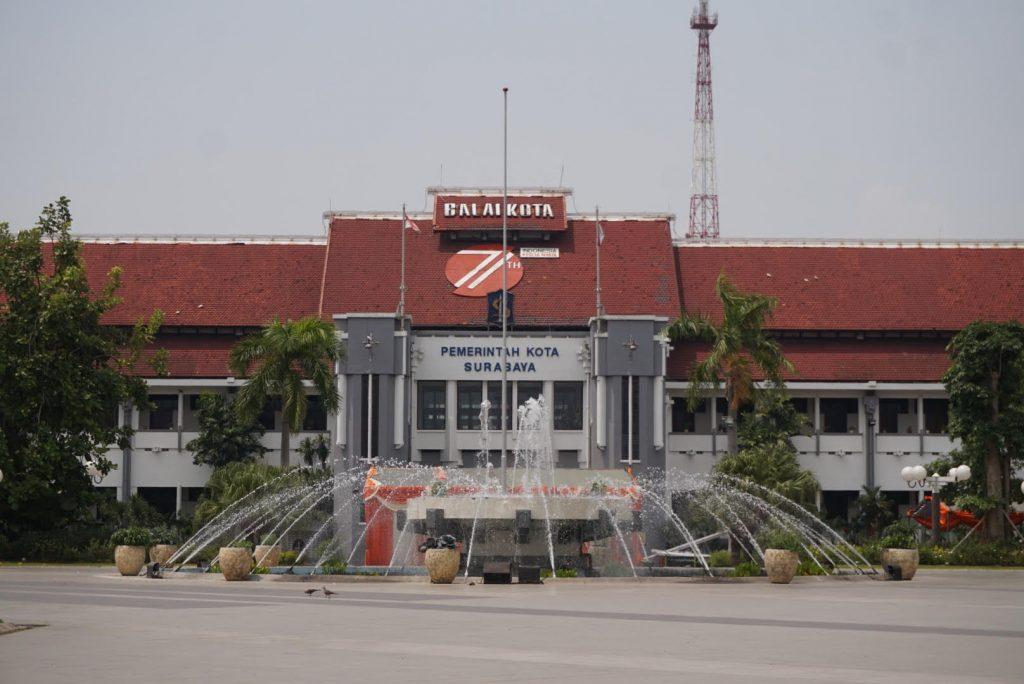 balai kota surabaya, tempat wisata terbaru | Seputarkota.com