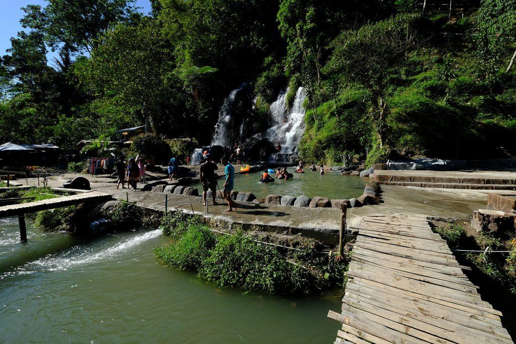 air terjun bah biak, geliat destinasi wisata baru di kabupaten simalungun | Seputarkota.com