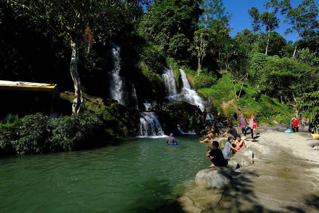 air terjun bah biak, destinasi wisata baru di kabupaten simalungun | Seputarkota.com