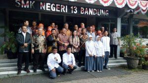 SMK terbaik di Bandung