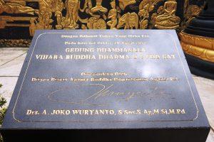Patung Buddha Tidur di Bogor, Vihara Buddha Dharma & 8 Pho Sat