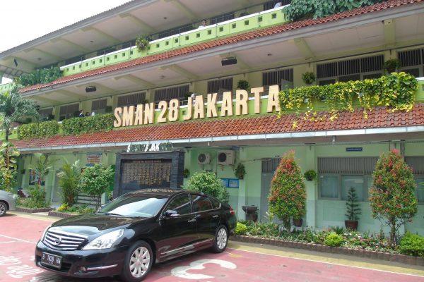 Peringkat SMA Negeri di Jakarta