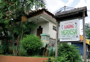 restoran bernuansa alam di Jakarta