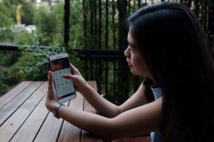 kampus terbaik di kota Medan, aplikasi pencarian tempat Cari Aja
