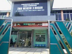 SMA dan SMK favorit di Bogor