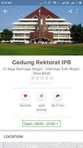 kampus terbaik di Bogor
