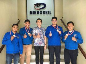 kampus terbaik di kota Medan, STMIK-STIE Mikroskil