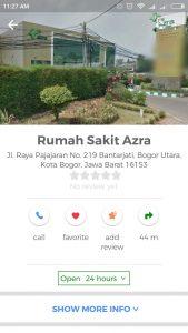 rumah sakit terlengkap di Bogor