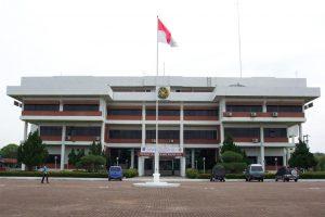 kampus terbaik di kota Medan, Gedung USU