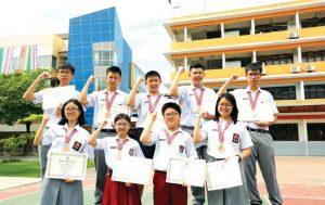 SMA terbaik di Kota Medan