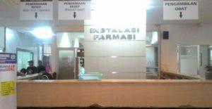 apotek 24 jam di Bogor, Apotek RSUD Cibinong