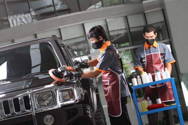 bengkel mobil 24 jam di Medan, Bengkel Sehat