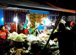 pasar sayuran di Surabaya, Pasar Asem