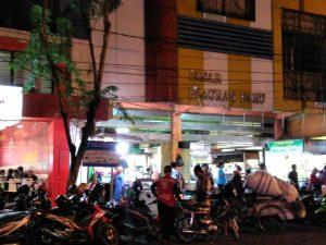 pasar sayuran di Surabaya, Pasar Blauran