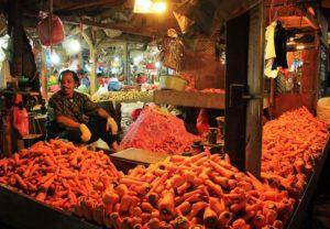 pasar sayuran di Surabaya, Pasar Jagir