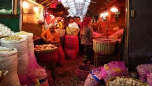 pasar sayuran di Surabaya, Pasar Pabean