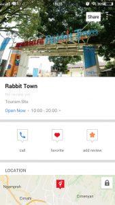 Rabbit Town Bandung di Cari Aja