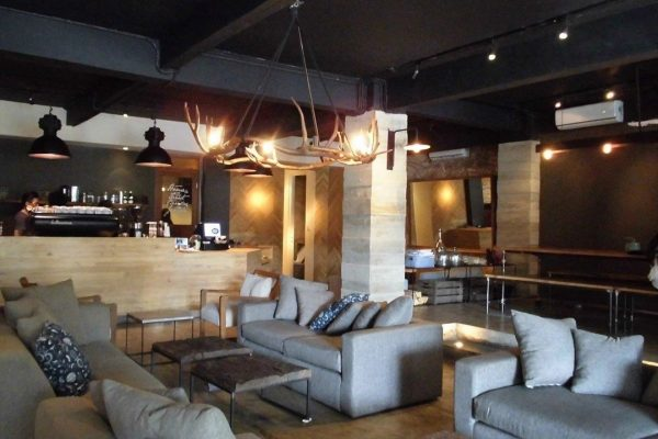 Crematology CoffeeRoasters, restoran untuk meeting di Jakarta