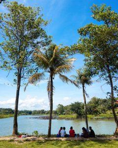 danau di Bogor, Ngabuburit di Danau Cilala