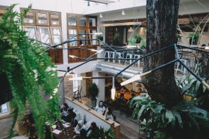 restoran 24 jam di Jakarta, Lucky Cat Coffee and Kitchen