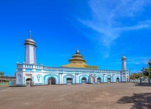 Masjid Terdekat, Masjid Raya Ganting