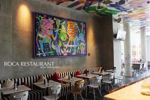 restoran 24 jam di Jakarta, Roca Artotel