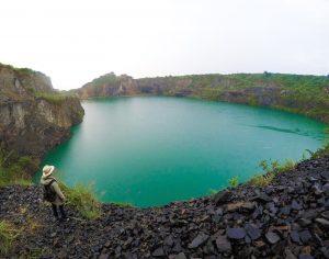 danau di Bogor, Danau Quarry