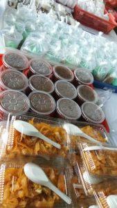 Kwetiau Balado, makanan buka puasa di bogor