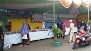 Stand Dadakan di dekat Pasar Kapuk, makanan buka puasa di bogor