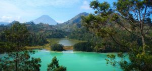 danau di Bogor, Telaga Warna