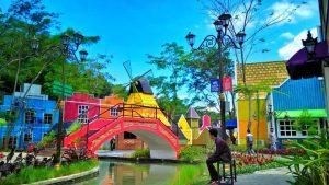 Devoyage Bogor, Landmark Kincir Angin