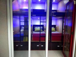 hotel kapsul di Bandung, Hotel Buton Lodge