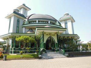 Masjid Al Musannif, masjid terkenal di Kota Medan