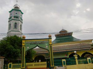Masjid Lama Gang Bengkok, masjid terkenal di Kota Medan