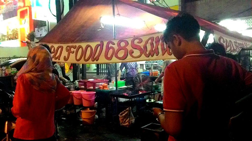 Seafood 68 Santa, tempat makan seafood murah di Jakarta, Seputarkota.com