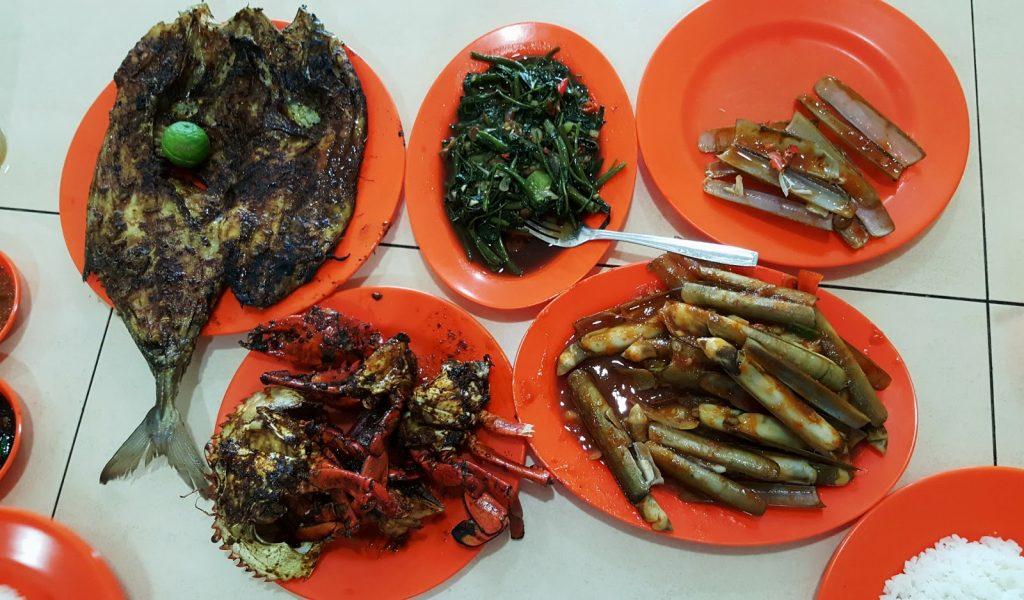 Seafood Wiro Sableng 212, tempat makan seafood murah di Jakarta, Seputarkota.com
