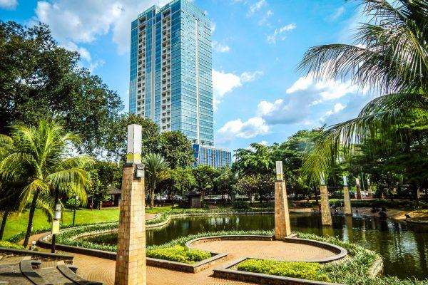 taman kota di Jakarta, Taman Ayodya