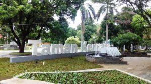 trek jogging di Bogor, Taman Kencana