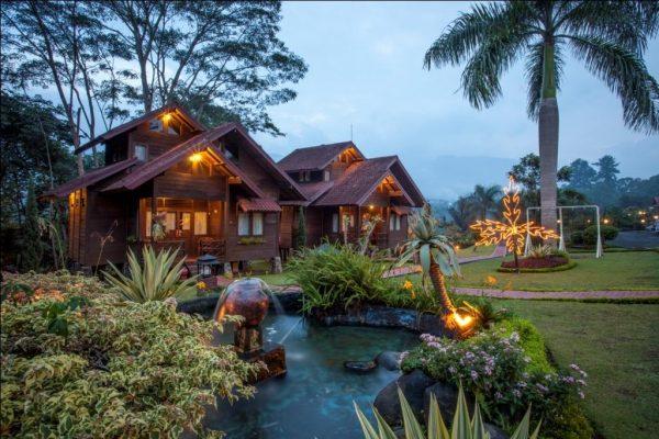 hotel di Puncak Bogor, Citra Cikopo Hotel
