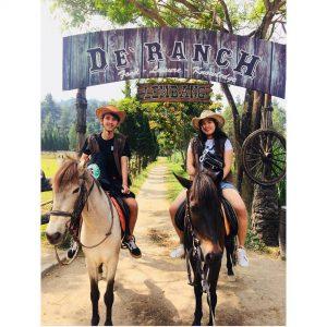 De' Ranch Bandung, tempat wisata populer di Bandung