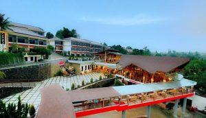 hotel di Puncak Bogor, Grand USSU Hotel & Convention