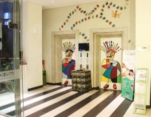 MaxOne Hotel Sabang, hotel instagramable di Jakarta