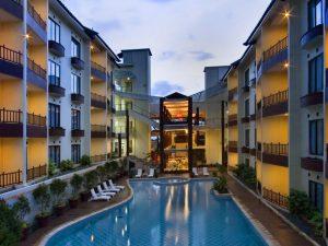 hotel di Puncak Bogor, Palace Hotel Cipanas
