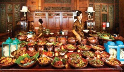 Restoran Mbah Jingkrak restoran bernuansa Jawa di Jakarta
